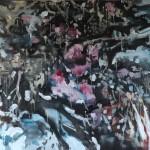 See heaven pt. 2 [Final], 200x145 cm, oil on linen,2017